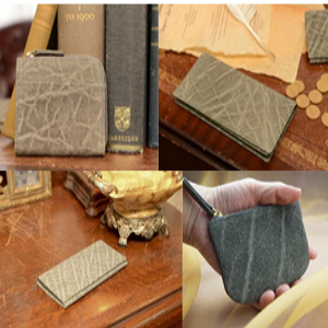 いろいろな形の風水財布の効果